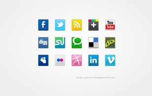 Icons,Elements,Web Elements