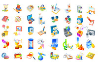 icon,iconic,office,equipment,business,document,safe,financial,vault,barbell,ace,card,stoplight,traffic,note,notebook,logbook,pen,paper,pencil,cd,disc,disk,duplicate,duplicator,weighing,scale,weight,libra,piano,organ,keyboard,ic,chip,ram,program,checker,board,slicing,chopping,knife,kitchen