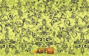 Ornaments,Flourishes & Swirls,Abstract,Patterns,Backgrounds,Elements