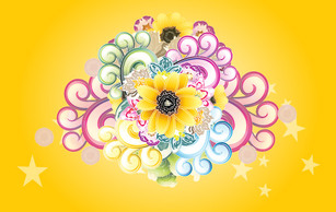 Abstract,Flowers & Trees,Flourishes & Swirls,Backgrounds
