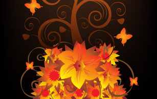 Abstract,Backgrounds,Flowers & Trees,Flourishes & Swirls,Animals,Nature