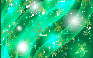 Abstract,Flowers & Trees,Backgrounds,Elements