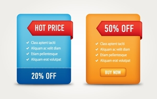 Web Elements,Banners,Objects,Business,Elements