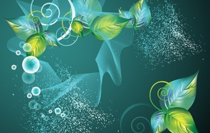 Nature,Abstract,Backgrounds,Business,Ornaments,Elements,Flourishes & Swirls,Flowers & Trees