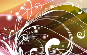 Abstract,Backgrounds,Cartoon,Ornaments,Elements,Flourishes & Swirls,Flowers & Trees