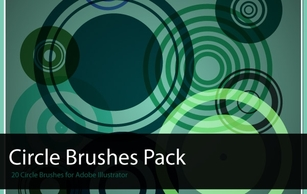 Elements,Illustrator Brushes,Shapes,Abstract