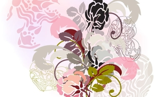 Abstract,Flowers & Trees,Flourishes & Swirls,Elements