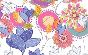 Flourishes & Swirls,Flowers & Trees,Abstract,Ornaments