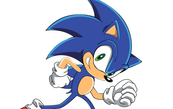 Sonic The Hedgehog Free Vector Download It Now