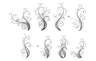 Flourishes & Swirls,Flowers & Trees,Nature,Ornaments,Holiday & Seasonal,Logos,Maps,Technology