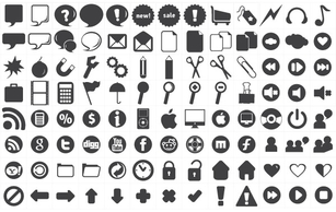 Icons,Elements,Objects,Business,Technology