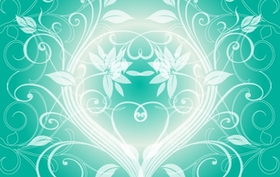 Banners,Backgrounds,Flourishes & Swirls,Flowers & Trees