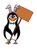 easter,rabbit,tux,penguin,animal,cartoon,cute,ear,bow tie,frame,sign,costume,ostern,hase,pinguin,bunny,tux,ear,ostern,hase,pinguin