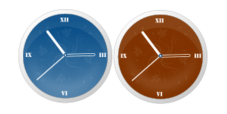 clock,time,watch,second,minute,hour,glossy,artistic,svg,png,openclipart
