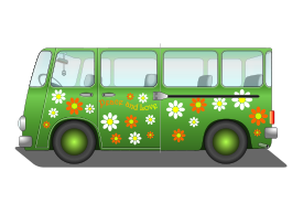 Transportation,Flowers & Trees,Signs & Symbols,Objects