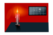 candle,table lit,candle lit room,confinement,solitude,relaxation,meditation,midnight,room,dark room,bed room