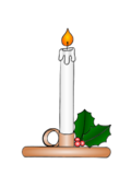 candle,xmas,christmas,fire,flame,light,warm,cartoon,candlestick