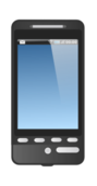 the incredible javascript android phone browser using svg foreignobject. (android phone by shokunin) your browser must support the foreignobject svg tag.