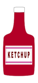 ketchup,bottle,condiment,cooking,tomato