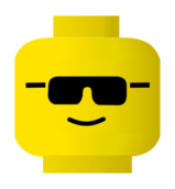 toy,lego,smiley,face,emoticon,cool,sunglasses,media,clip art,public domain,image,png,svg