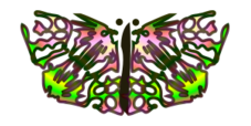 animal,insect,butterfly,media,clip art,public domain,image,svg,inkscape