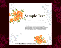Backgrounds,Ornaments,Flourishes & Swirls,Flowers & Trees,Nature,Templates