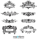 antique,art,background,banner,black,border,corner,design element,floral ornament,flower,frame,leaf,line art