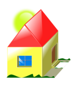 house,house icon,home,home icon,index,sunny,weather,green house