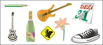 Music,Objects,Flowers & Trees,Fashion