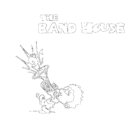 The,Band,House