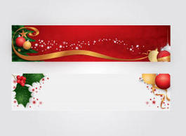 Banners,Holiday & Seasonal,Ornaments,Elements,Objects,Flowers & Trees