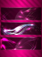 Abstract,Banners