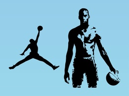 Silhouette,Sports