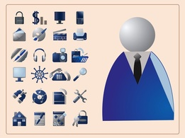 Business,Icons,Symbols