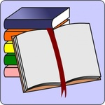 fsfe,book,icon,study,web,webdesign,color,media,clip art,public domain,image,png,svg,inkscape